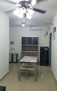BUDGET APARTMENT AT GROUND FLOOR - Kota Kinabalu