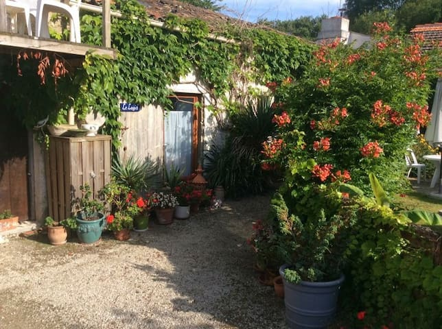 Barn conversion sleeps 7 - St just Luzac  - Casa
