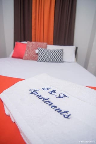 S&F Apartments - Dumaguete City,Fully Furnished