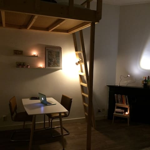 Comfortable and central spot for 1-4 persons - Nijmegen - Daire