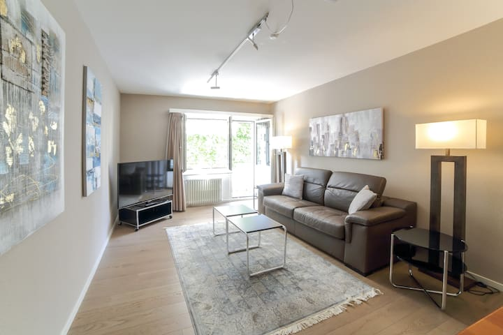 Amazing 1 BR flat, city center (SF12)