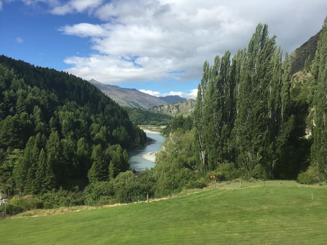 Queenstown, Arthurs Point, Superior Double, B&B - Arthurs Point - Bed & Breakfast
