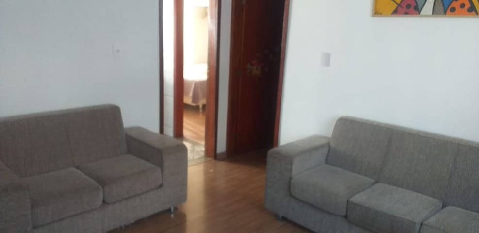 Apartamento a 10 minutos do centro