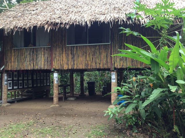 Retreat Eco Lodge.