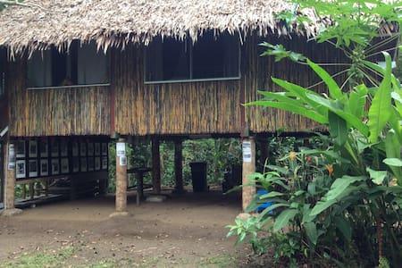 Retreat Eco Lodge.