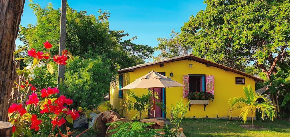 Quinta da lagoa azul- Parque Nac. de Jericoacoara