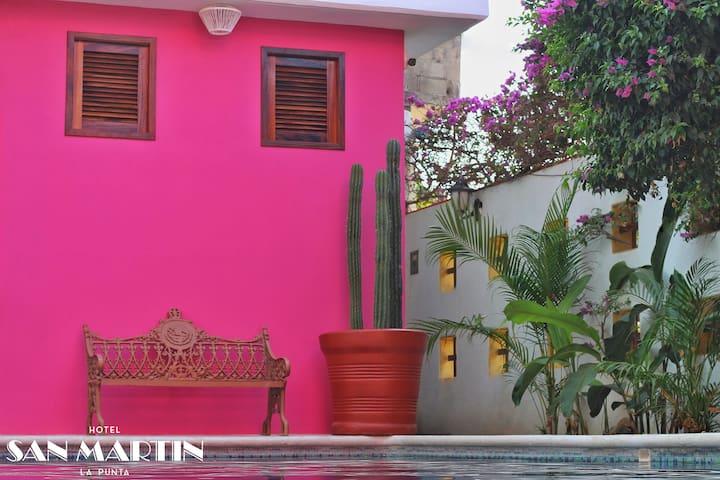 Hotel San Martin La Punta - N° 08