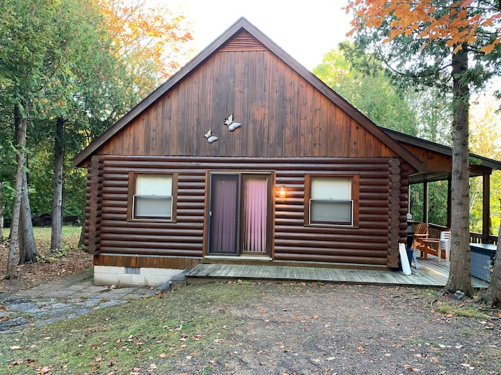 Lakeside Cabin Retreat on The Bruce