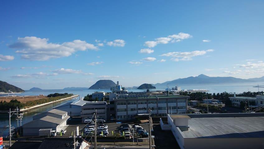 real home stay - Karatsu-shi - Apartament