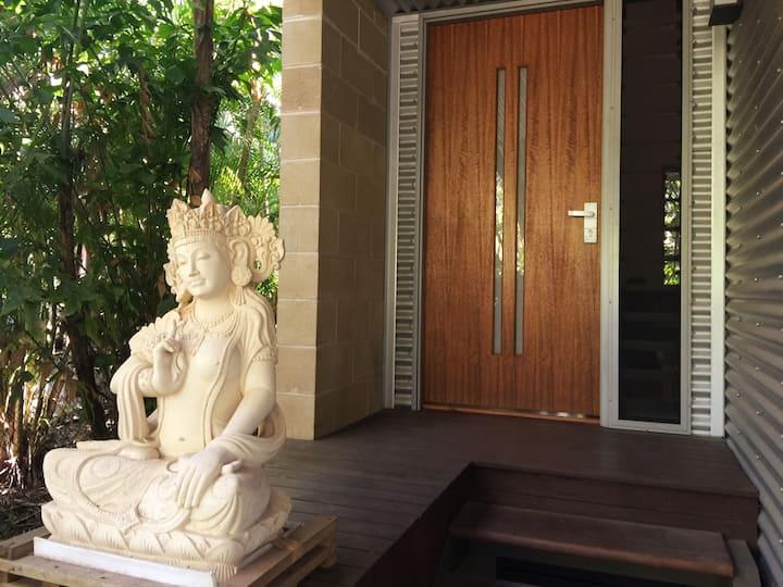 Garden Studio Retreat