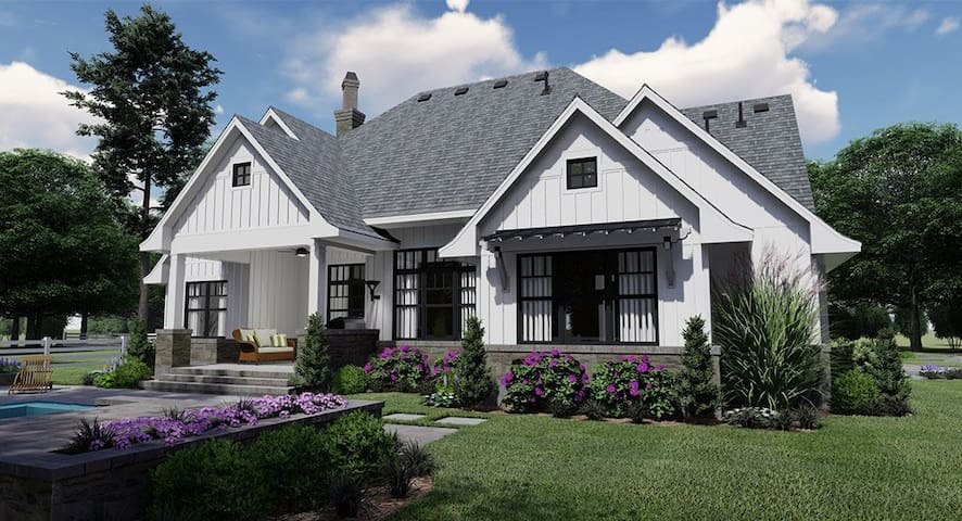 Modern Country - New Construction HOME!