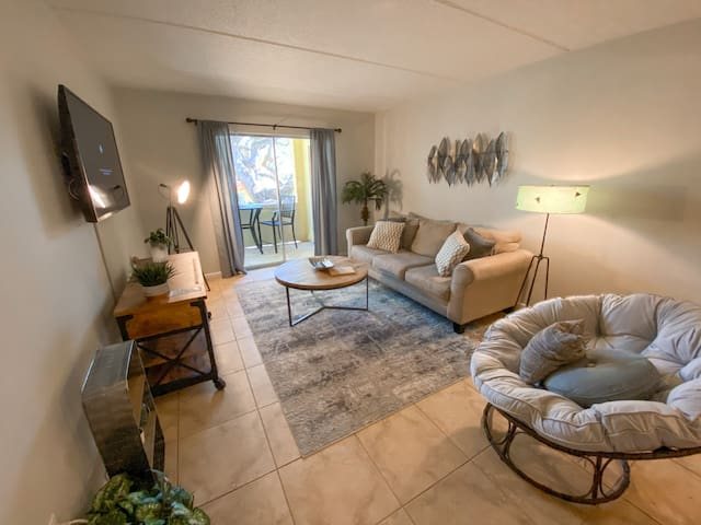 NEW! Cozy Spot on the Bay with a Beach