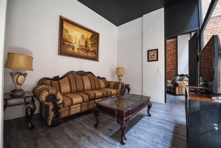 Classy and luxury loft restoration - Ejido del Centro - Apartment