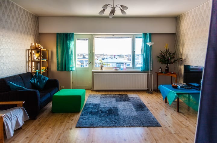 Kouvola apartment near the railway station