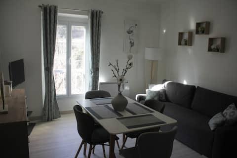 Charmant appartement au coeur des grès d'Annot