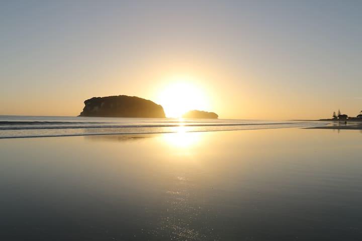 Beach Bach on Tamaki