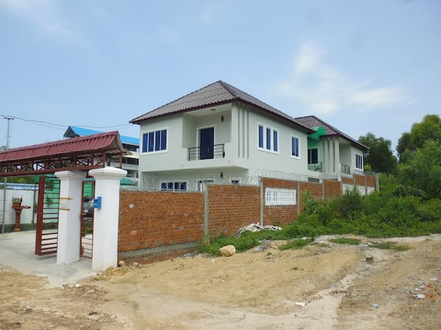 Luxueux Sofi appartement - Sihanoukville