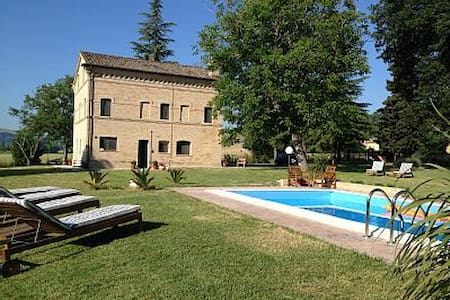 Casa Lucciola - chic rural retreat - Talo