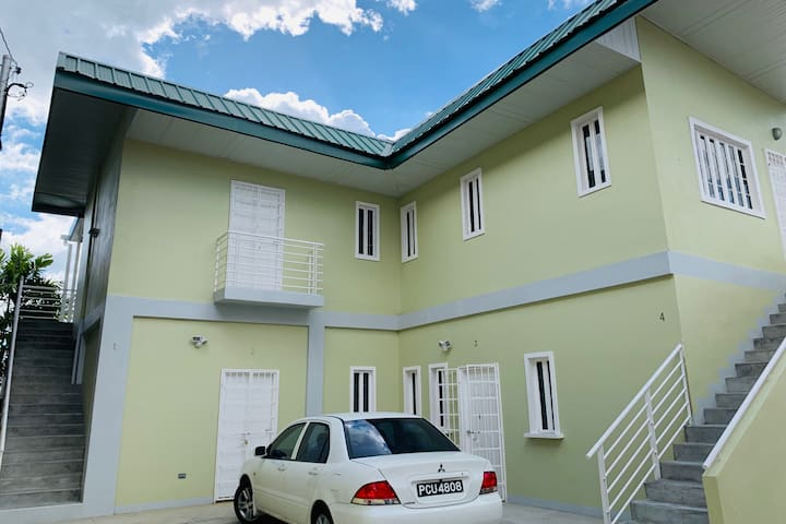 Lovely all new studio in the heart of Port Spain!