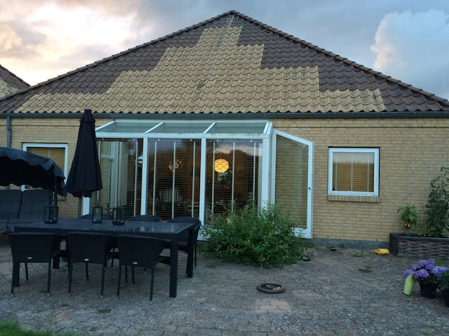 Lovely  Family House - Ballerup - Rumah