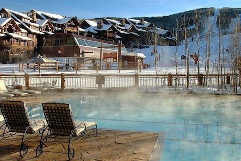 Ski-in/Ski-out Bachelor Gulch Luxury Residence
