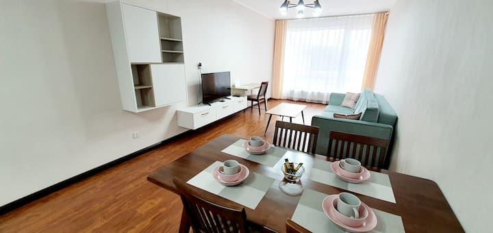 Beautiful 2 bedroom apt. at Singapore Residences