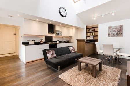 Beautiful Central London apartment - London - Apartment