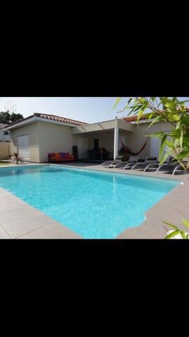 Grande villa tout confort