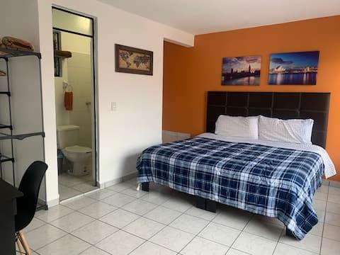 Cozy room in downtown Morelia