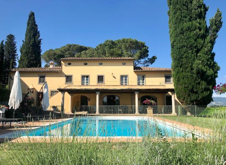 Casa Felice Cortona, Tuscany, Italy