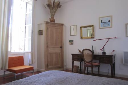 Agréables chambres dans belle maison de village - Fitou
