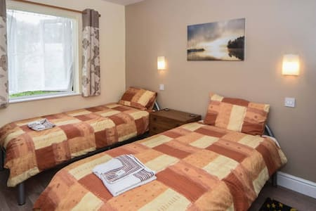 Grey Alders farm-based B&B; twin. - Carmarthen - Bed & Breakfast