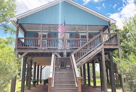 Edisto Beach Family Retreat