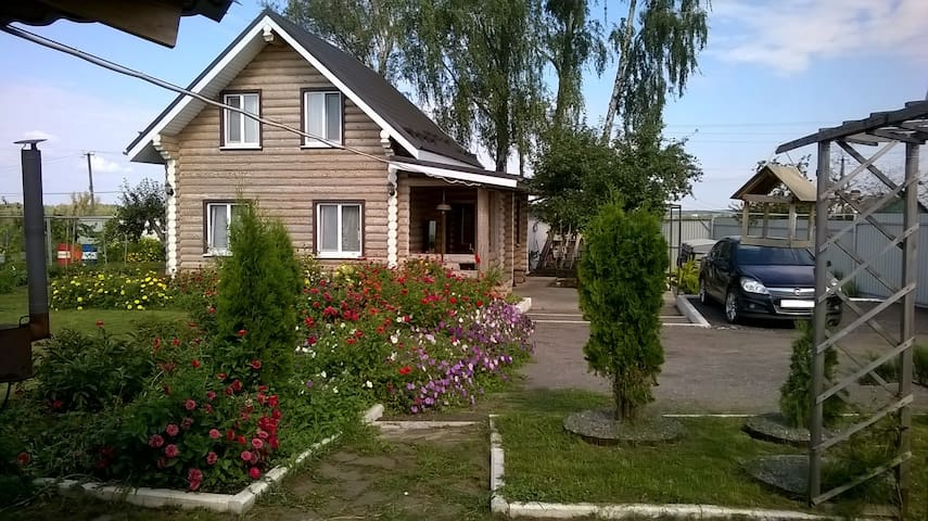 Дом для отдыха - Oryol Oblast - Alojamento ecológico