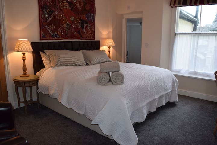 Perky Pike , Arthur Ransome room - Keswick - Bed & Breakfast