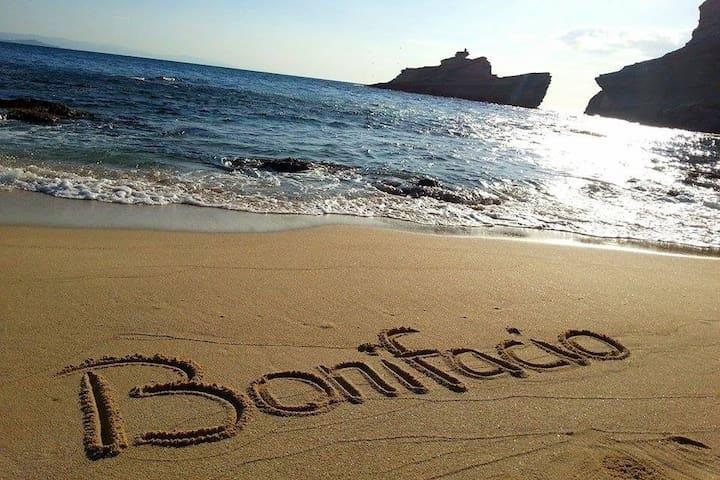 Bienvenue chez nous en Corse du Sud - Bonifacio - Apartment