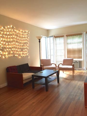 Sunny room in perfect location - Burbank - Wohnung