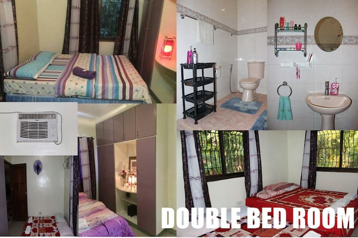 DB Riverside at Aninuan accommodation and Food.