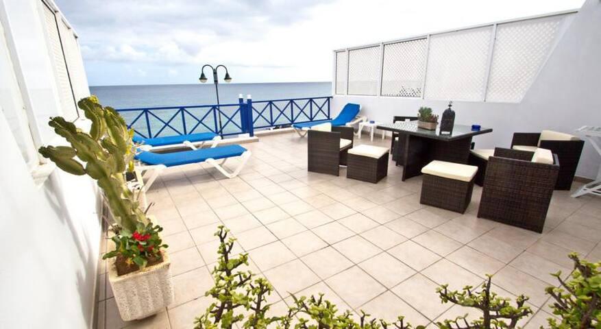 LANZAROTE OCEAN VIEW VIII - Haría - Appartamento