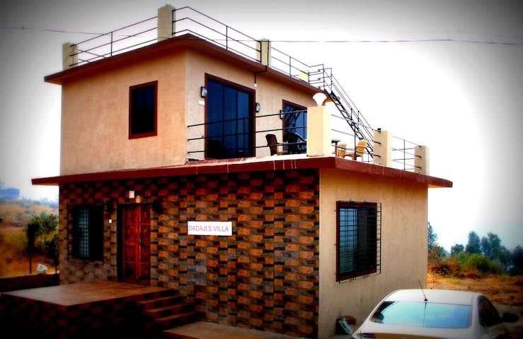 Dadaji Villa - Mahabaleshwar - Bungalow