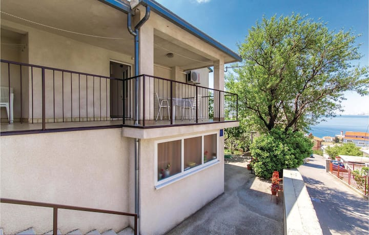 Nice home in Senj with WiFi and 1 Bedrooms