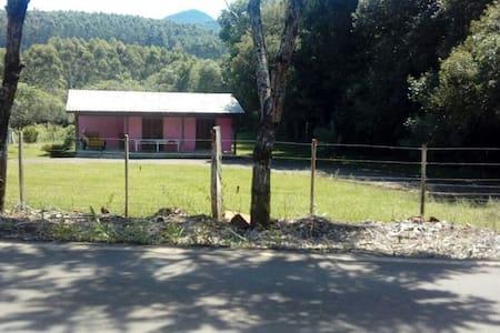 Chalé no Morro - Osorio  - Casa