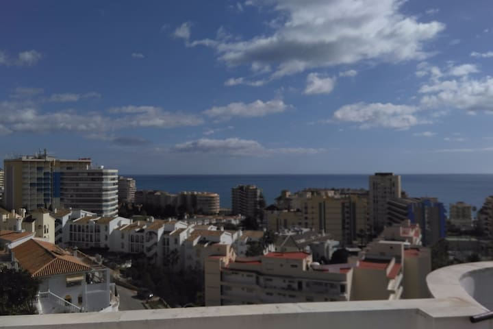Appartement vue sur mer - Fuengirola - Apartment