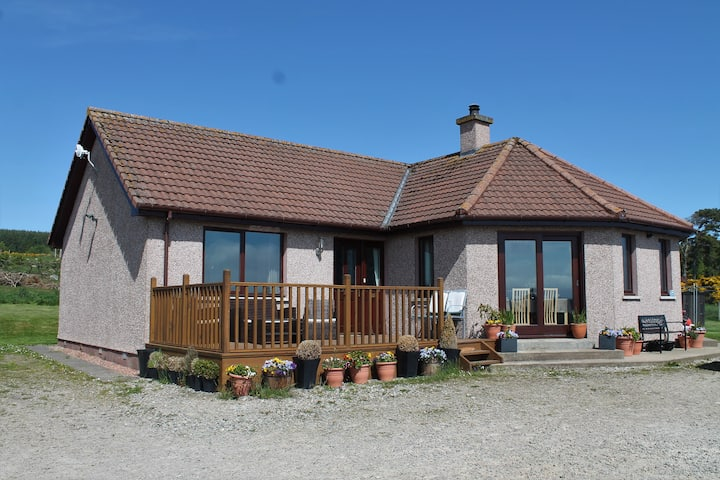 Dornoch Croft, NC500, cyclists and dogs welcome
