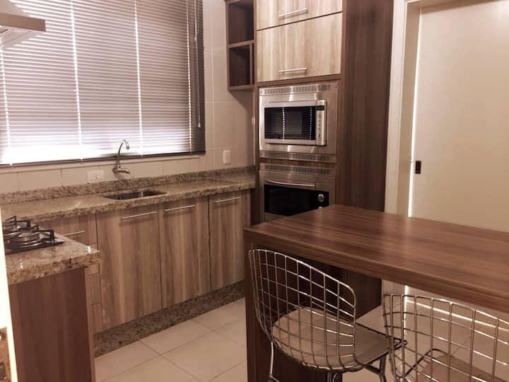 Apartamento em condomínio fechado Bento Gonçalves
