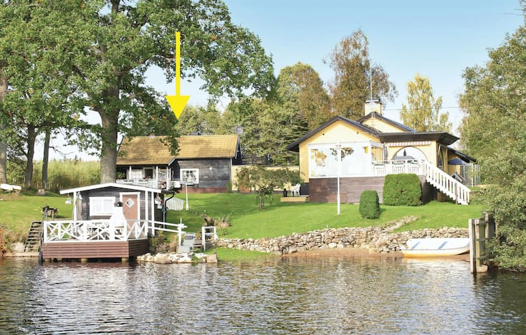 Holiday cottage with 2 bedrooms on 47 m² in Våxtorp
