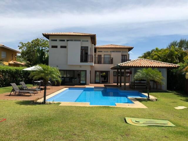 Excelente casa em  costa  do Sauípe