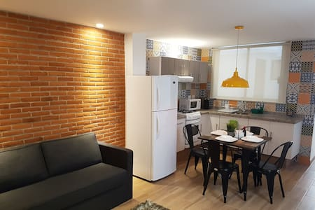 Modern Mexico City apartment @ historic district - Mexico City