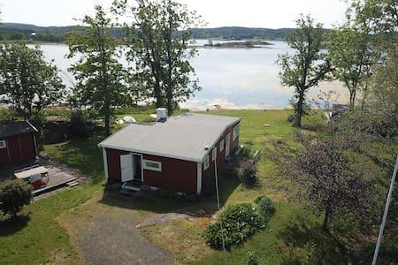 Lys og moderne hytte i Viksfjord/Larvik