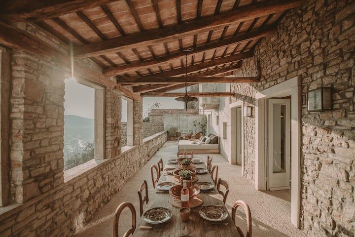 Villa Angelo - Luxury Stone Villa